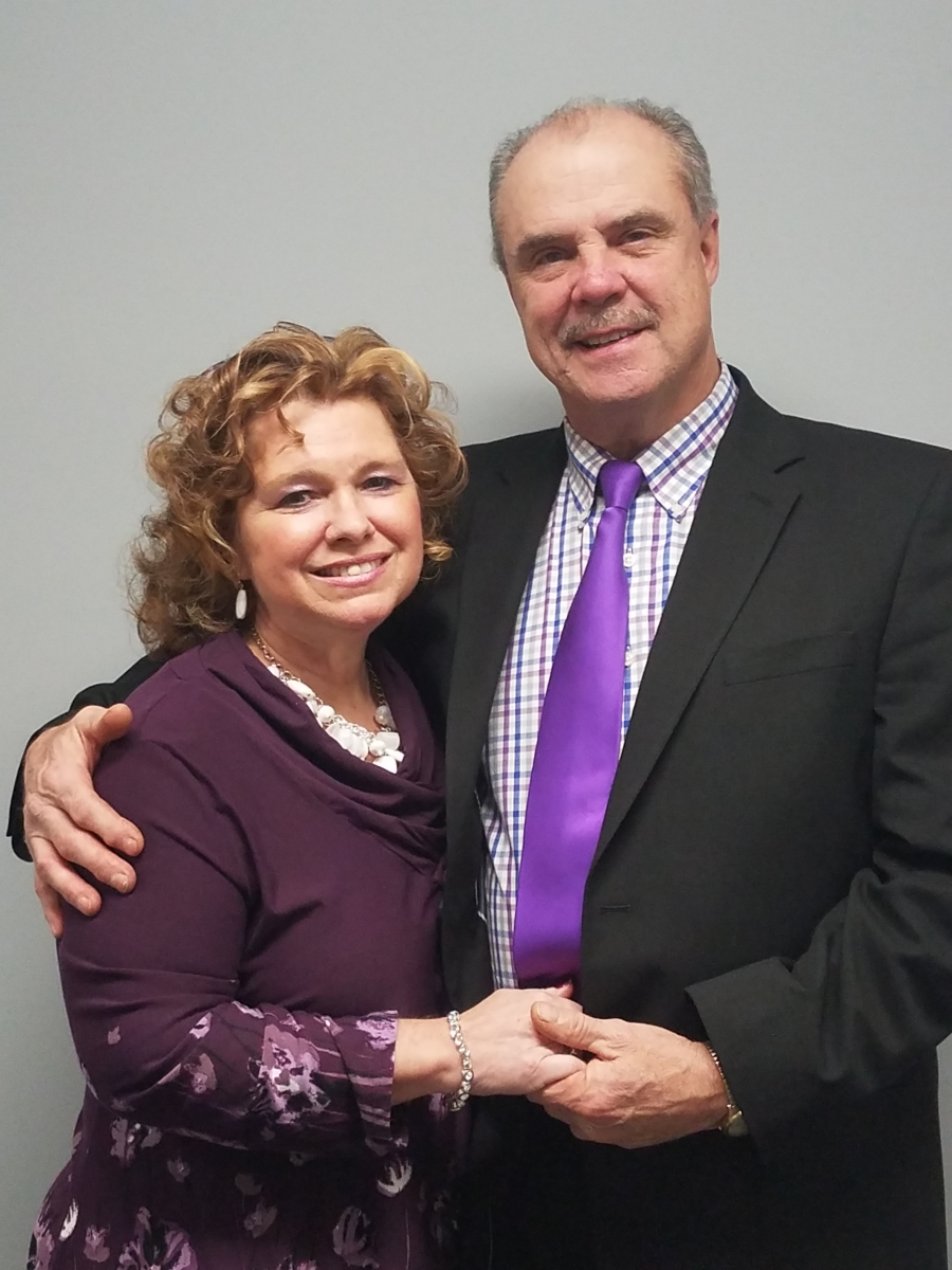 Pastors Ron & Christine Kissel
